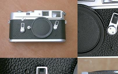Leica M4-P Custom Covering